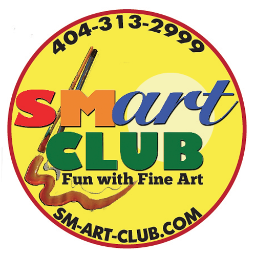 SMart Club Car Magnet (Classic)