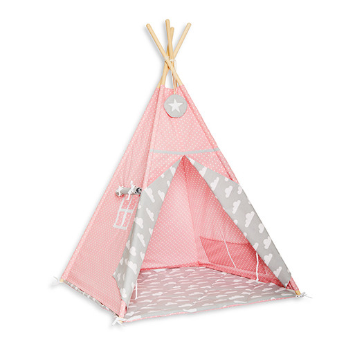 spielzelte tipi zelte f r kinder indianerzelte f rs. Black Bedroom Furniture Sets. Home Design Ideas