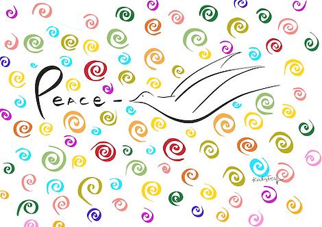 Peace (5 cards)
