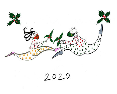 Christmas 2020 (5 cards)