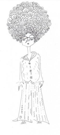 doodle hair