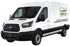 Alquiler furgonetas Las Palmas