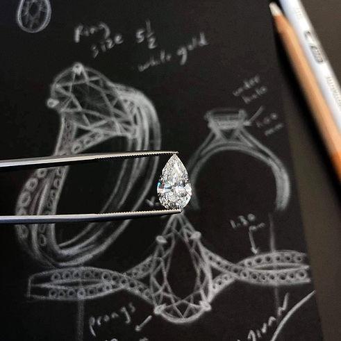 Custom Design | Jewelry Design House