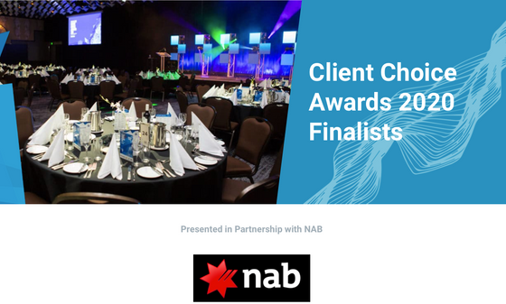 Fresh faces amongst the 2020 Client Choice Awards Finalists