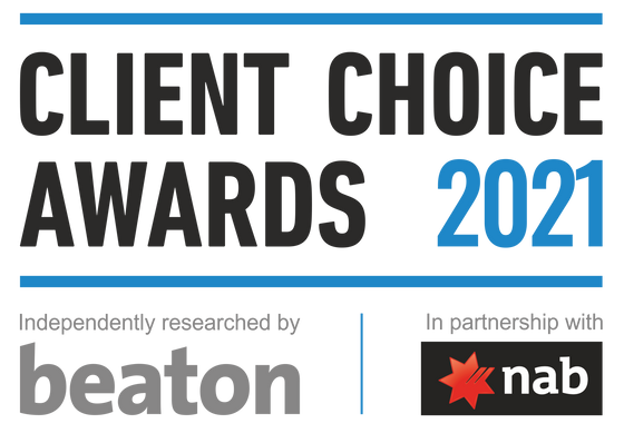 The Client Choice Awards are back for 2021