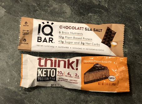 Most Protein Bars are Crap (but in a pinch, grab these)