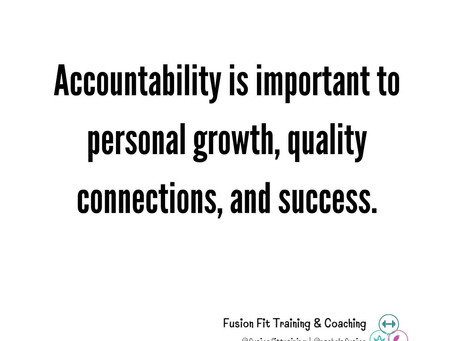 5 Ways to Improve your Accountability Game