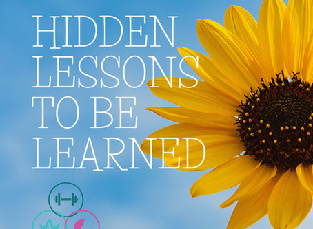 Hidden Lessons Learned