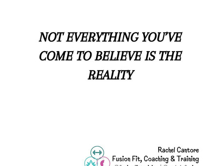 Not Everything You Think You Believe Is For a Fact Reality