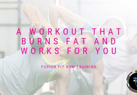 A Workout Program that Burns Fat and Works FOR YOU