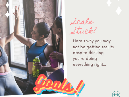 Scale Stuck but doing everything Right? Here's why you're not getting results...