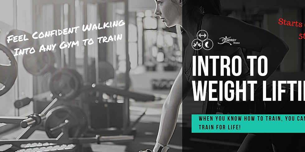 Intro to Weight Lifting Program