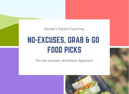 No-Excuses Grab & Go Food Picks
