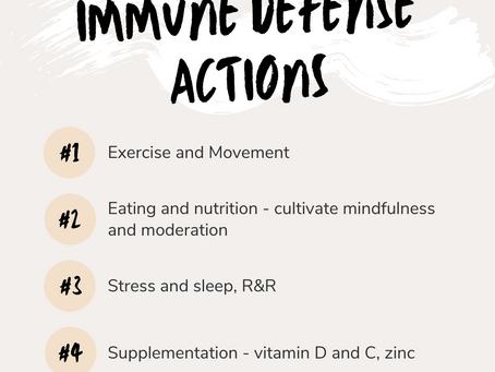 Immune Defense 101