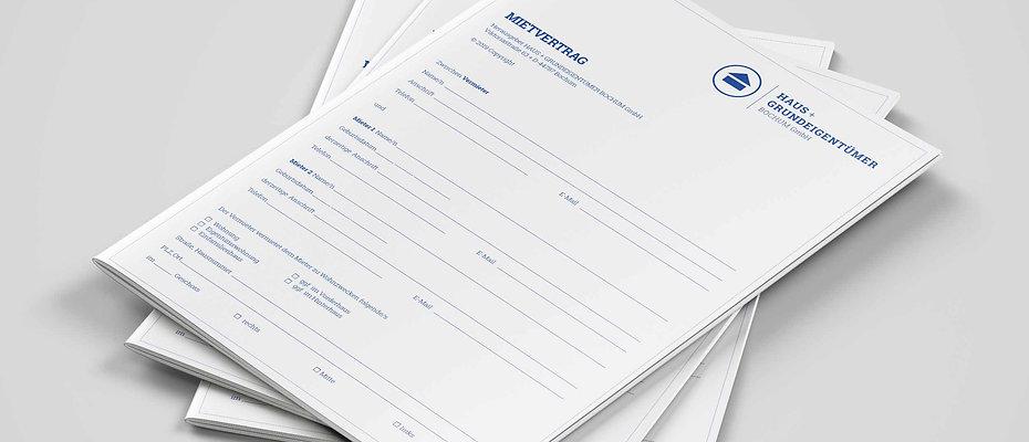 DIGITALER PDF MIETVERTRAG