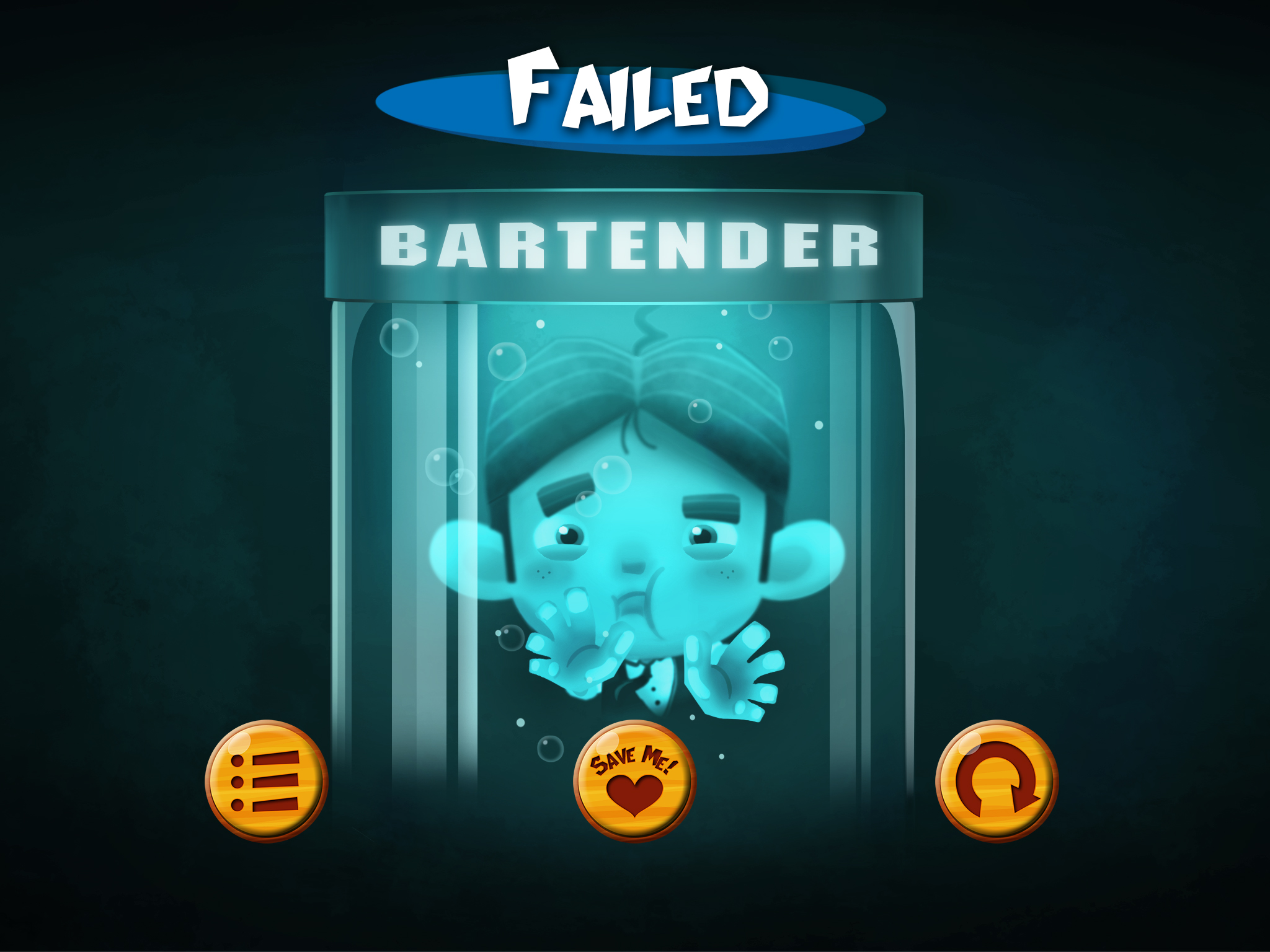 Drunk Alien- Failed