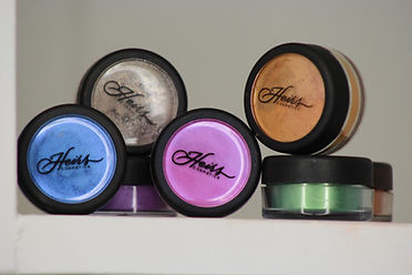 Pigment Eyeshadows