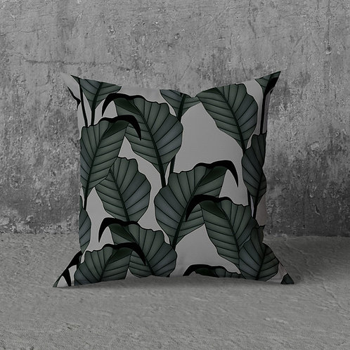 JUNGLE LEAF CUSHION