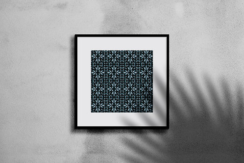 EMERALD MOROCCAN WALL ART
