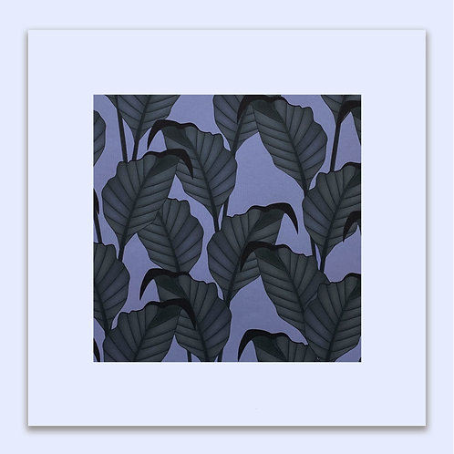 BOTANICAL LEAVES WALL ART