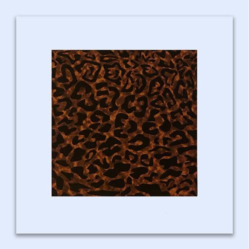 LEOPARD PRINT WALL ART