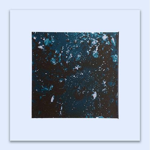 UNDER WATER WALL ART