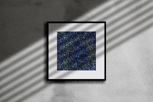 MARINE TEXTURE WALL ART