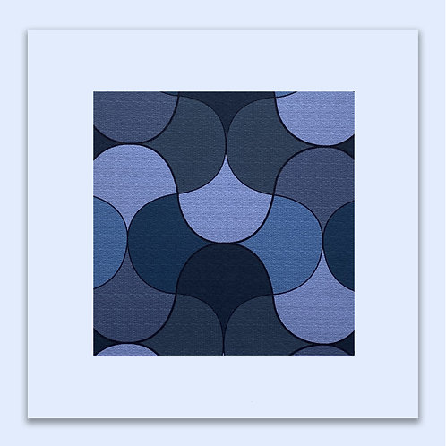 ELLIPSE GEOMETRIC WALL ART