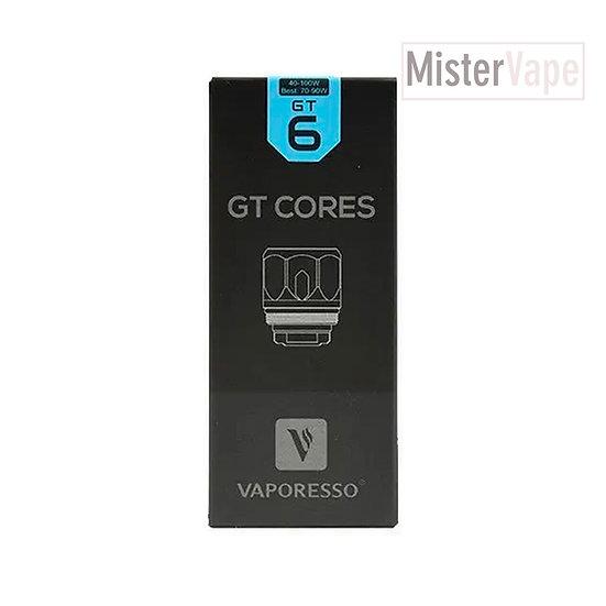 VAPORESSO RESISTENCIA GT6 CLAPTON DE 0.2 OHM