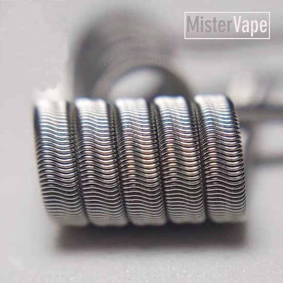 ALIEN NUBE ROJA 0.1 OHMS BY INDIO COIL