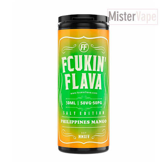 PHILIPPINES MANGO BY FCUKIN FLAVA NIC SALT