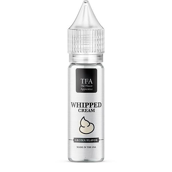 TFA WHIPPED CREAM (CREMA BATIDA)