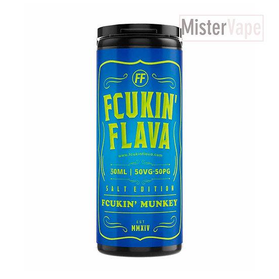 FCUKIN MUNKEY BY FCUKIN FLAVA NIC SALT