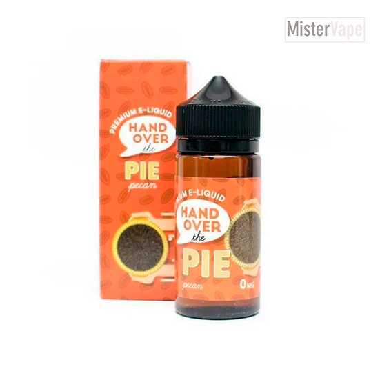 THE PIE BY HAND OVER EJUICE