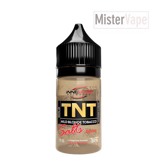 TNT GOLD SALT BY INNEVAPE ELIQUIDS