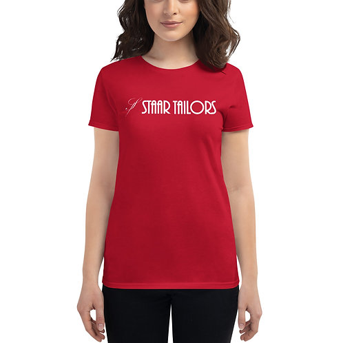 Women's Staar Tailors Short Sleeve T-Shirt