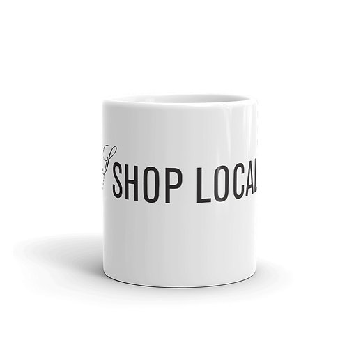 Shop Local Mug