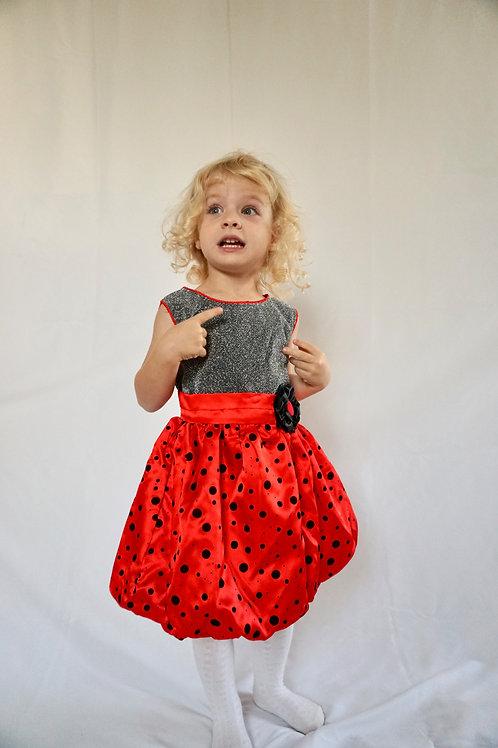 Little Lady Holiday Dress