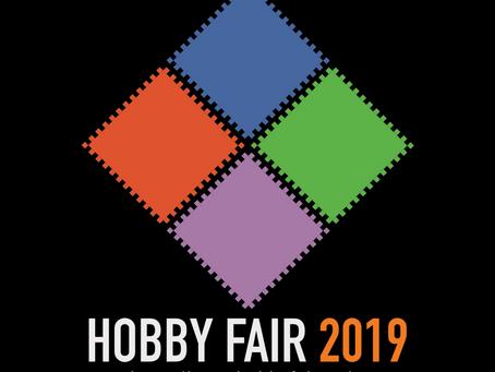 HOBBY FAIR 2019 이벤트