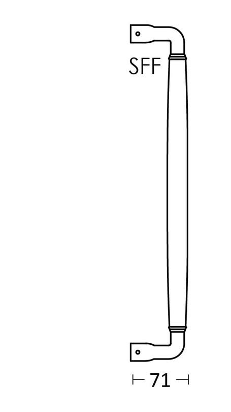 XX4307 Dimensions
