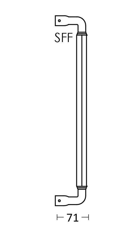 XX4306 Dimensions
