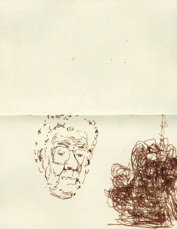 Sketchbook 14 (See/Feel)