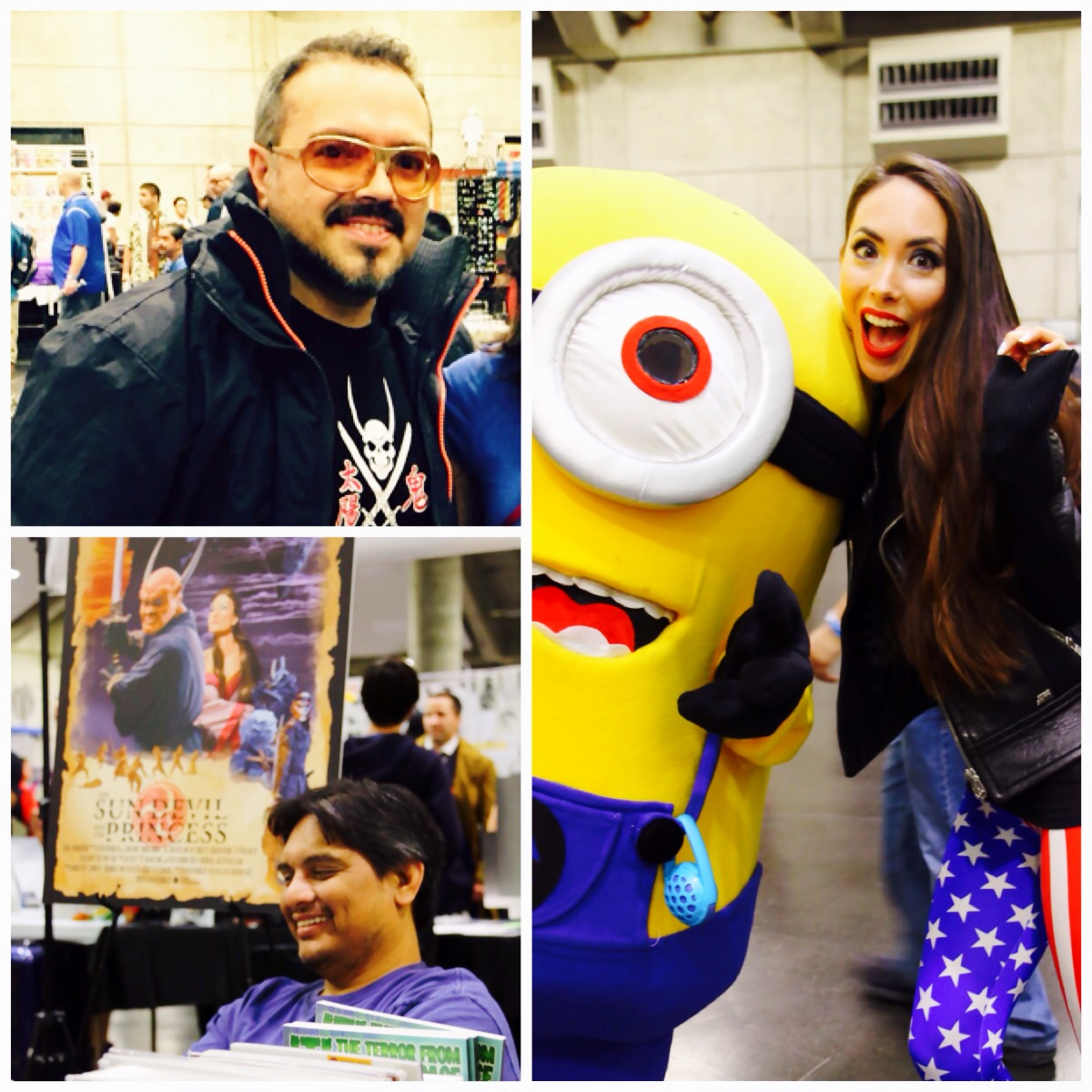 THANK YOU, WIZARD WORLD!!!