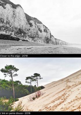 Closer to the edge _ L'été en pente douc