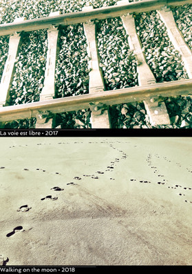 La voie est libre _ Walking on the moon