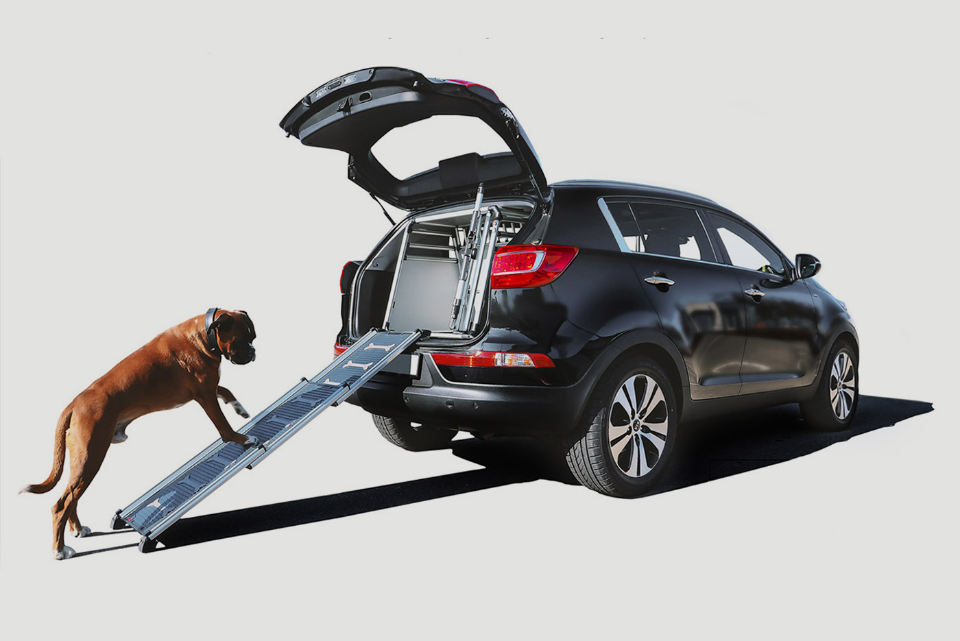 4pets Easysteps dog ramp