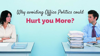 Office Politics...Should you be Involved?