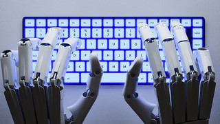 Will a Robot be Writing my Next Blog to You?