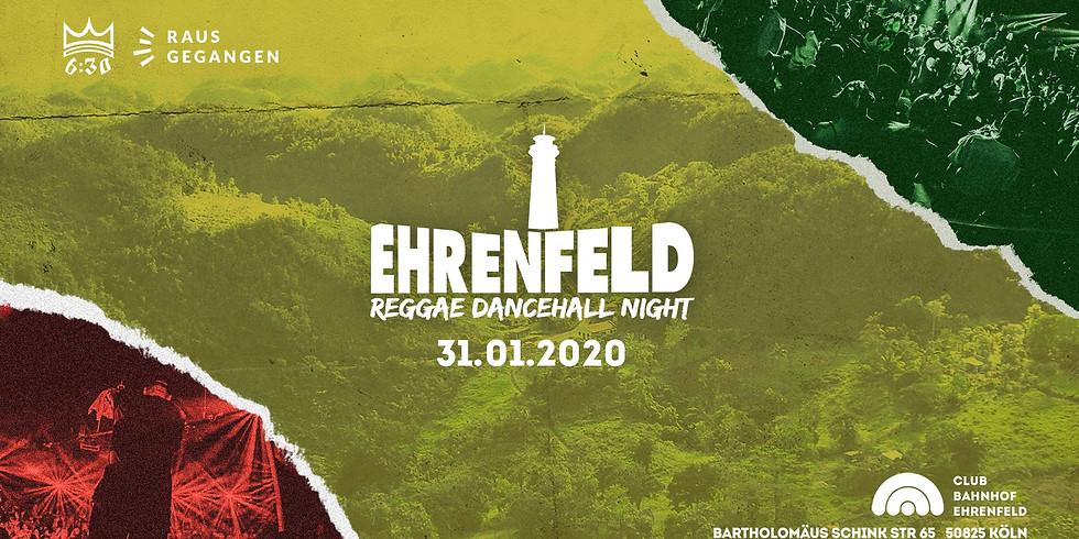 Ehrenfeld Reggae/Dancehall Night