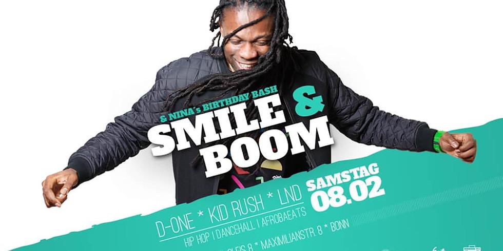 Smile & Boom